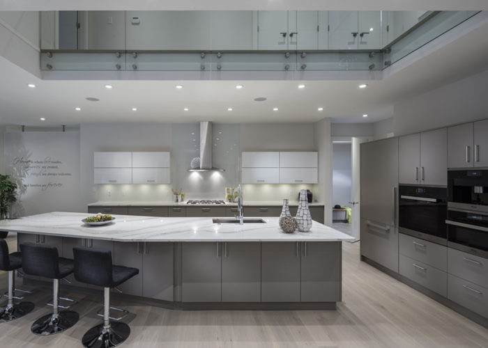 West Vancouver Modern Kitchen