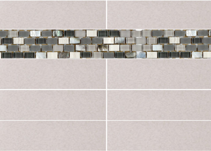 Milano Glass Taupe
