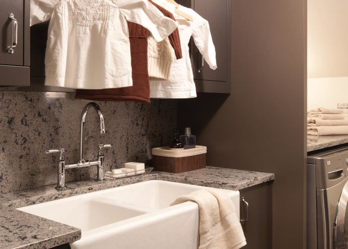 Wash, Rinse, Repeat. Refresh Your Laundry Room.