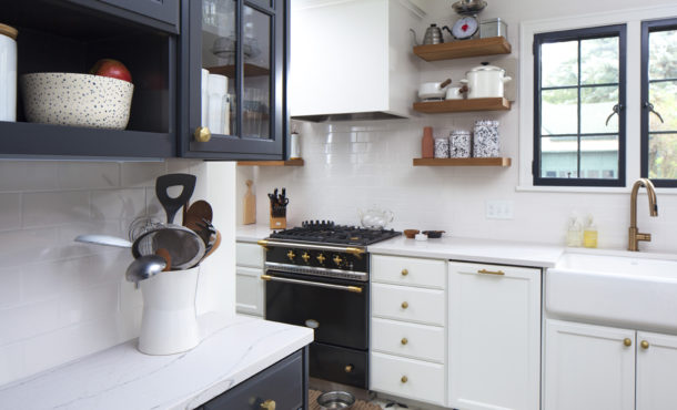 Big Ideas for Small Kitchens