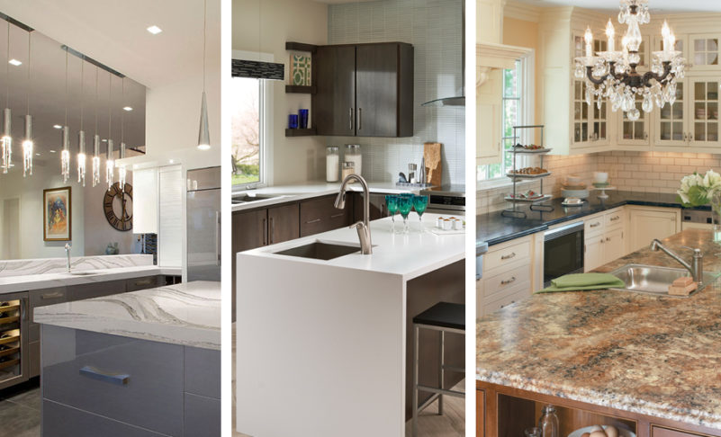 Countertop Personality Quiz: Which countertop material are you?
