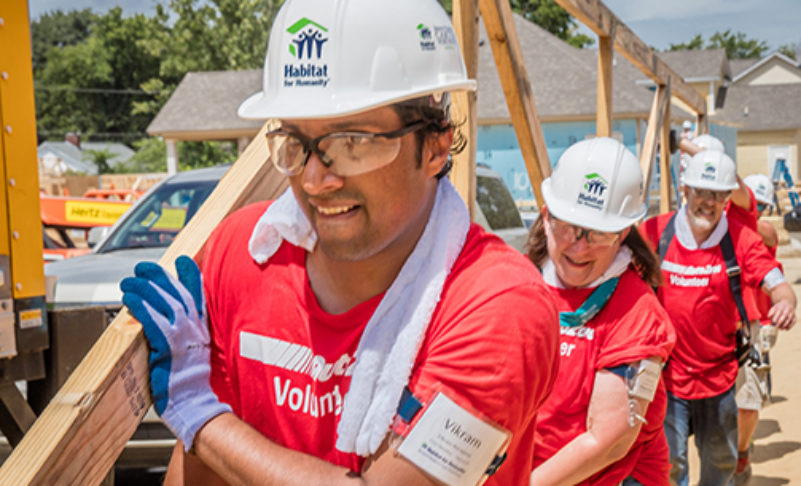 2017 HABITAT FOR HUMANITY CARTER WORK PROJECT