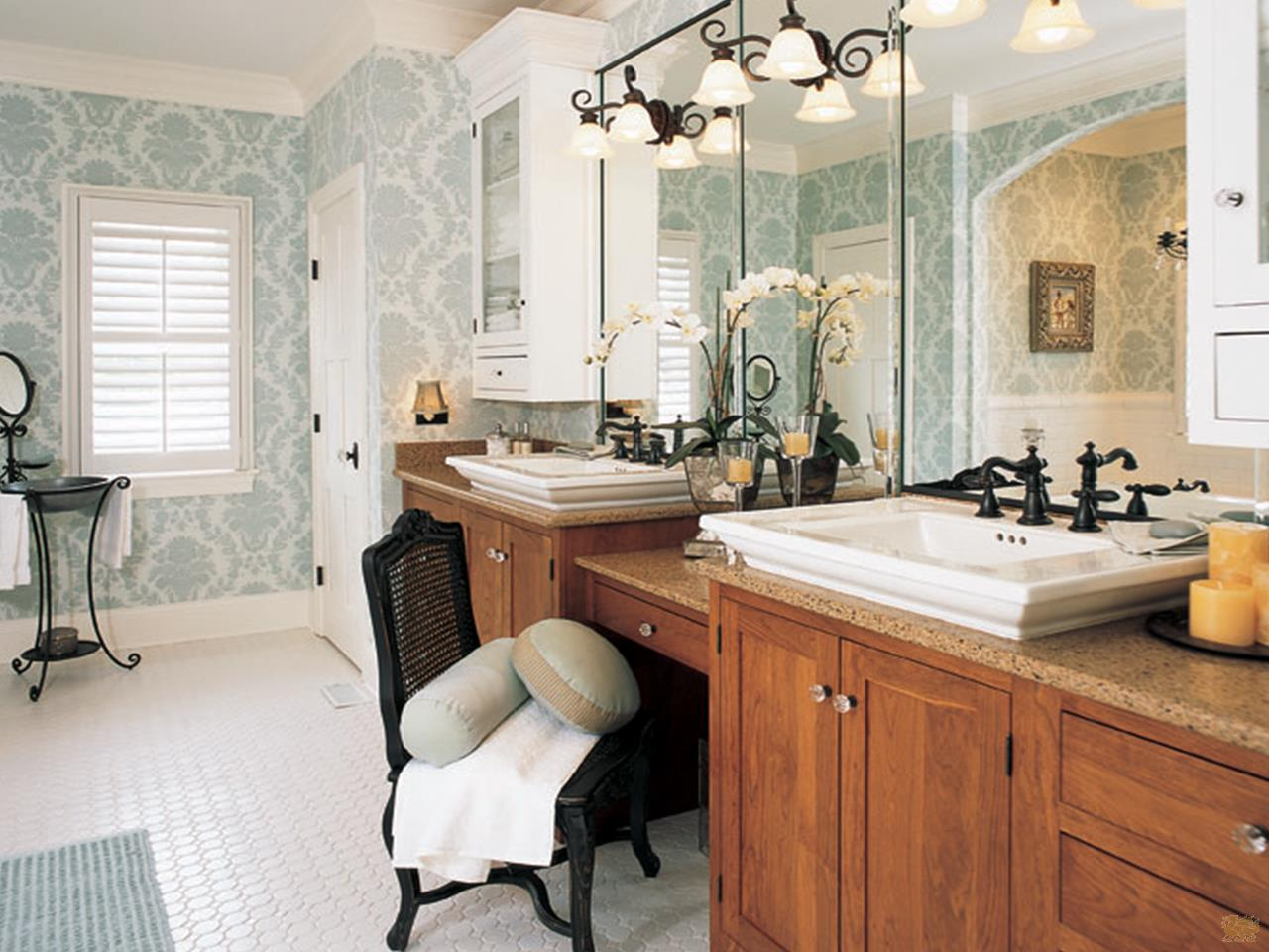 Global Bathrooms Floform Countertops