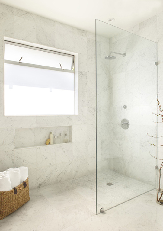 White-Bathroom-Stone-Walk-in-Shower