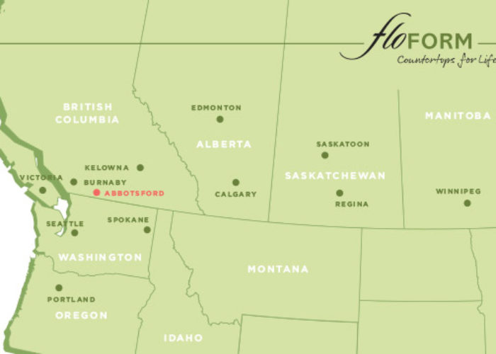 FLOFORM Expands Footprint in BC