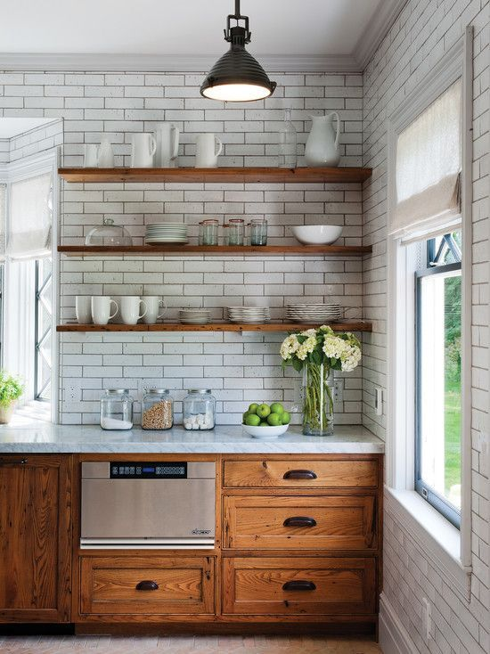 The Rustic Chic Kitchen Floform Countertops