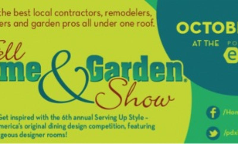 Visit Floform at the Portland Fall Home and Garden Show