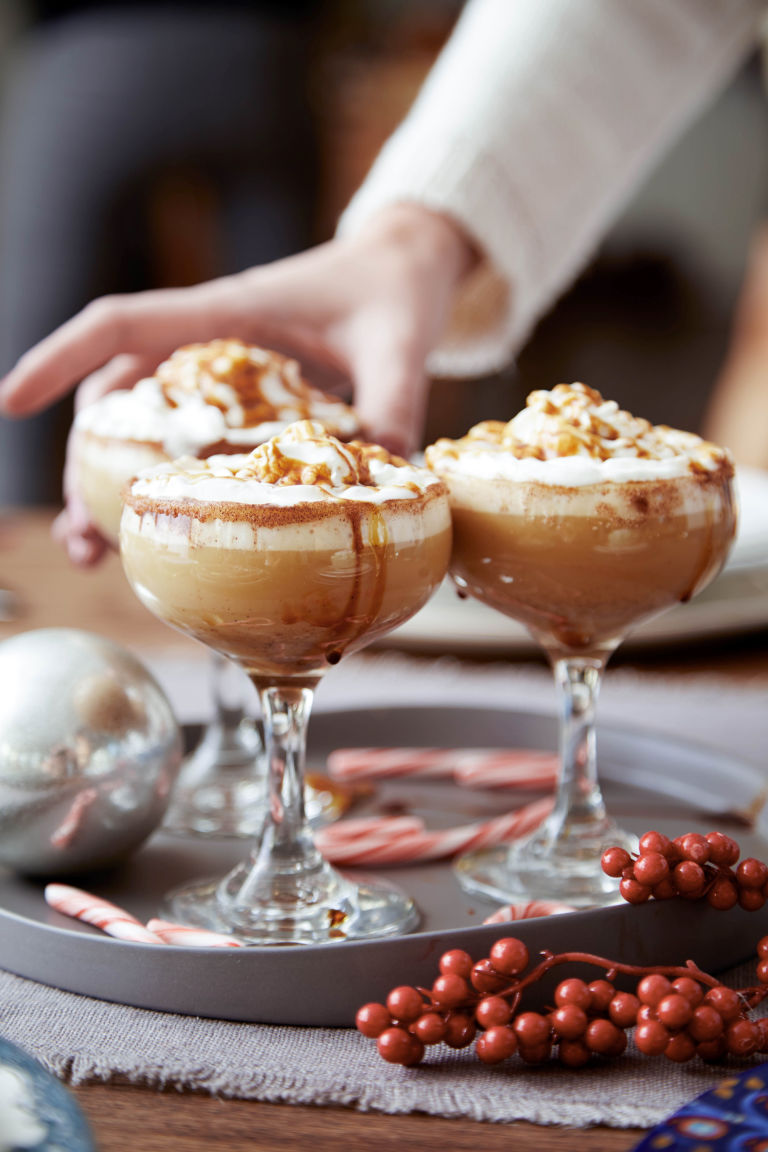 gingerbread cocktail