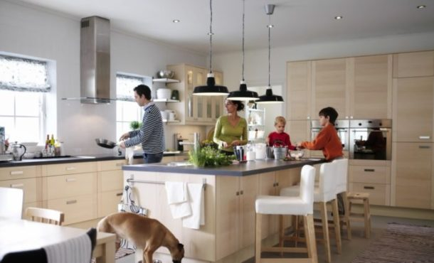 Is Your Kitchen Kid-Friendly?
