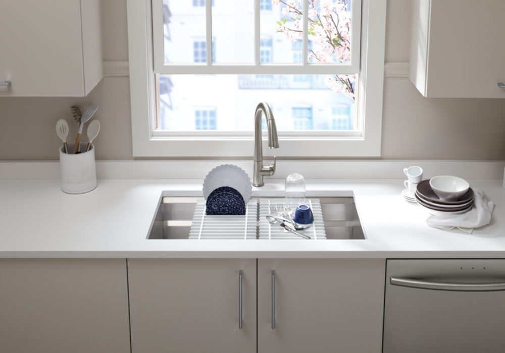 Sinks, Faucets and Backsplashes