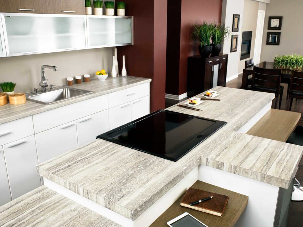 Laminate-Arborite-Roman-Travertine-full-kitchen