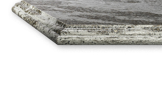 floform countertop Boulder Edge