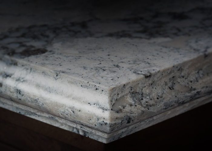 Countertop Edges Profiles: 10 options for Quartz