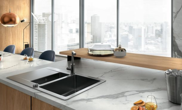What's New? Porcelain Countertops!