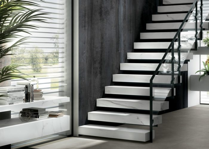 Extra Statuario | Metal Dark | Concrete Grey