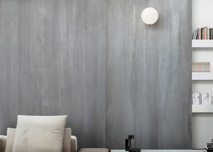 Sahara Noir | Metal Silver | ConcreteLight