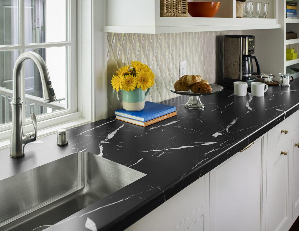 laminate countertops nero marquina formica
