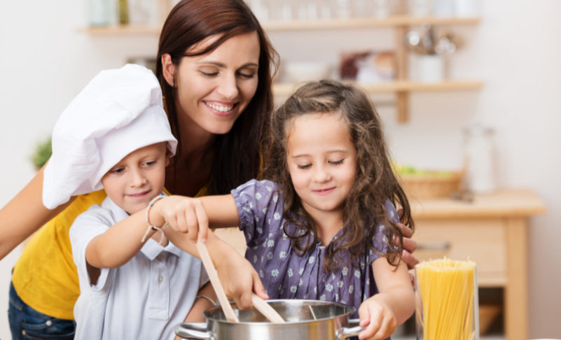 Is Your Kitchen Kid-Friendly?