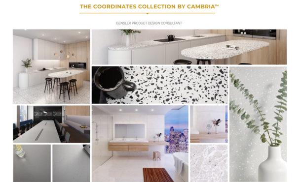 14 New Natural CAMBRIA QUARTZ Designs
