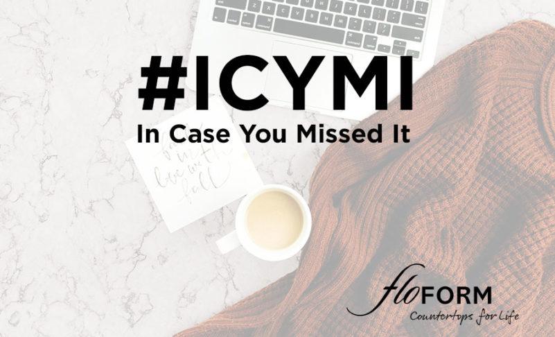 #ICYMI – Social Media Posts