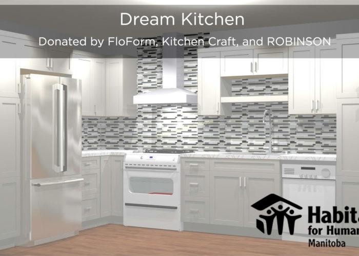 Dream Kitchen Virtual Auction